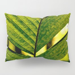 LEAF OF THE PALM Pillow Sham