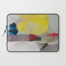 Because the music that they constantly play IT SAYS NOTHING TO ME ABOUT MY LIFE Laptop Sleeve
