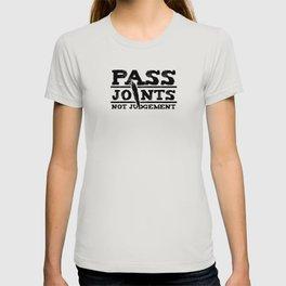 Pass joints T-shirt