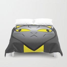 CatBot Duvet Cover