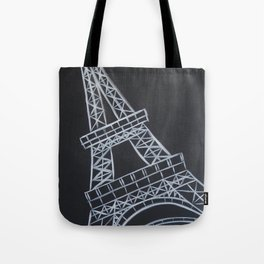 No. 58 - The Eiffel Tower Tote Bag