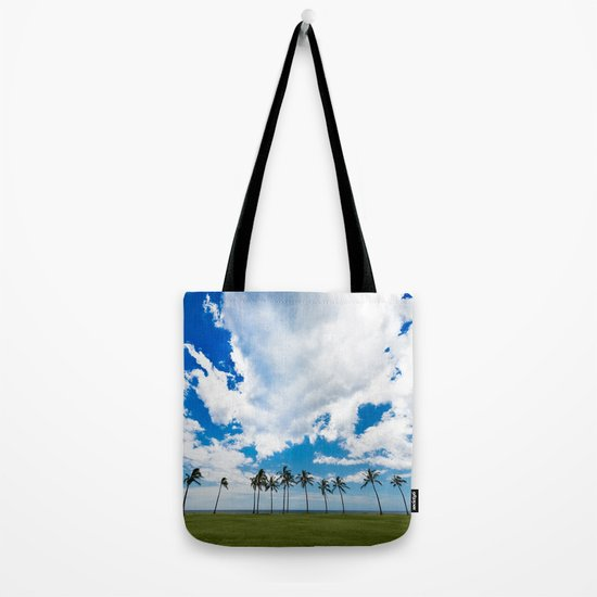 Somewhere in Paradise Tote Bag