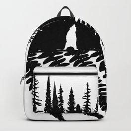 Forest Fern Backpack