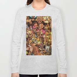 Lanterns, Lamps and Lighting of The Bazaar Long Sleeve T-shirt