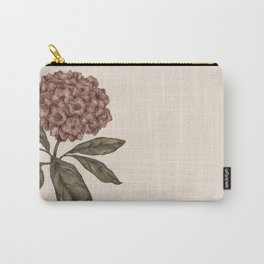 Mountain Laurel Carry-All Pouch