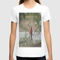 cardinal T-shirts featuring Cardinal  by Earth'sAnimalActivist23