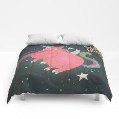 Super Horse... Unicorn Dreams. Comforters