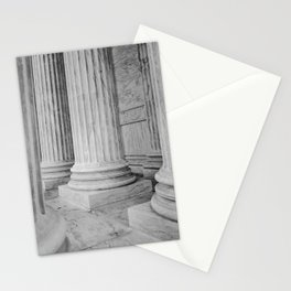 Columns at the US Supreme Court Stationery Cards