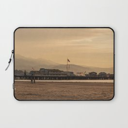 Sunrise in Santa Barbara California Laptop Sleeve