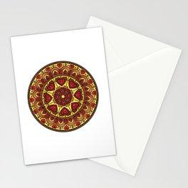 Mandala _ HEARTS Stationery Cards