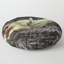 Birthing Capricorn Floor Pillow