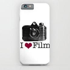 I ♥ Film Slim Case iPhone 6s