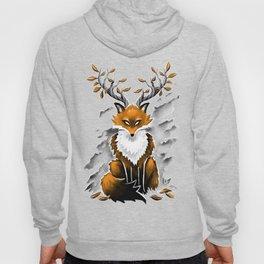 Deer Fox Hoody