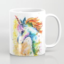 Unicorn Splash Coffee Mug