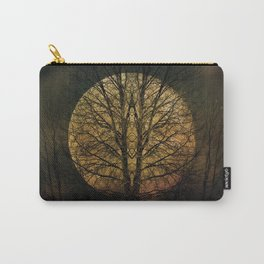 Tree of knowledge brown Carry-All Pouch