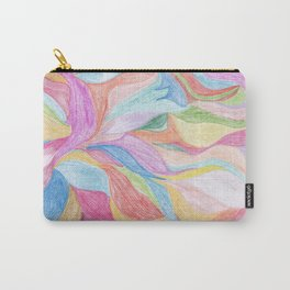 Fox Tails Carry-All Pouch