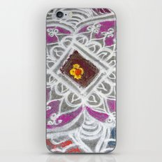 Festive Morning iPhone & iPod Skin