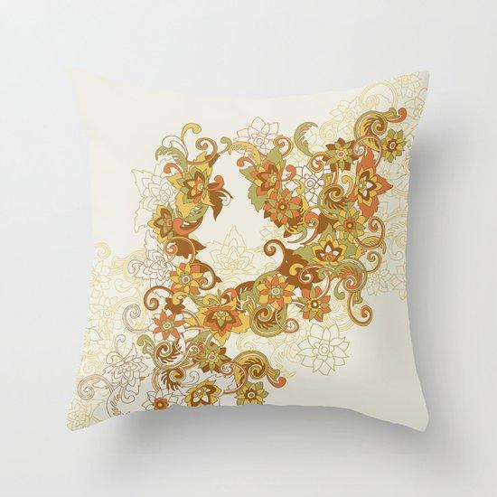 1975 Throw Pillow