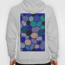 Abstract Circles Pattern 02 Hoody