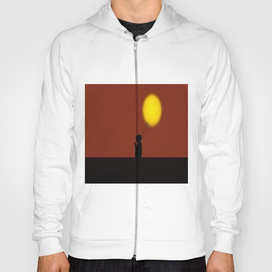 Sun Balloon  Hoody