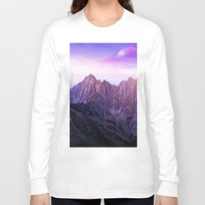 Purple Range Long Sleeve T-shirt
