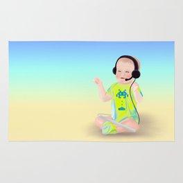 Baby Gamer Rug