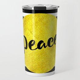Peace 01 Travel Mug