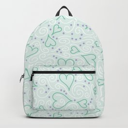 Whimsical Hearts Backpack