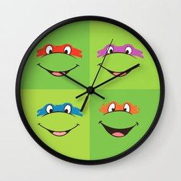T M N T Wall Clock