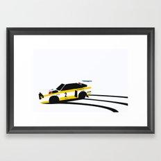 Quattro S1 Framed Art Print