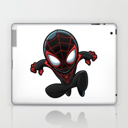 Black Spidey Laptop & iPad Skin
