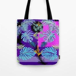 Tropical Boho Living Tote Bag