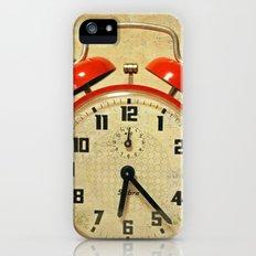 Que horas são ? Slim Case iPhone (5, 5s)