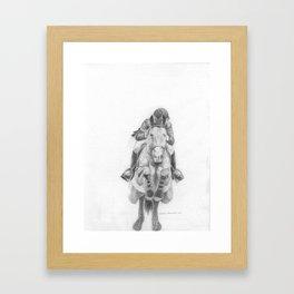Vegas Framed Art Print