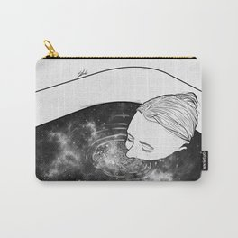 Peaceful minds. Carry-All Pouch