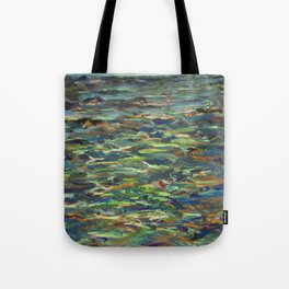 Marked Pools Tote Bag