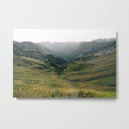 Little People - Landscape Photography Metal Print