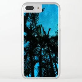 Love Within The Stillness Clear iPhone Case