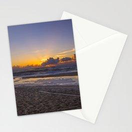Beach Sunrise II Stationery Cards