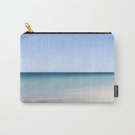 azure beach Carry-All Pouch