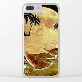 Denial Is A River In Egypt Clear iPhone Case