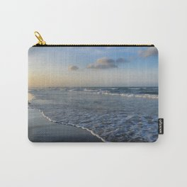 Summer sunset on the beach Carry-All Pouch