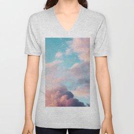 Clouds Paradise Unisex V-Neck