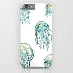Jellyfish dreams iPhone 6s Slim Case