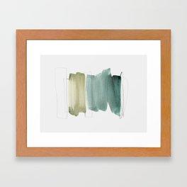 minimalism 5 Framed Art Print