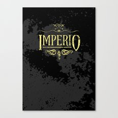 Harry Potter Curses: Imperio Canvas Print