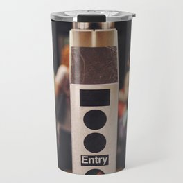 Turnstyle - NYC Travel Mug