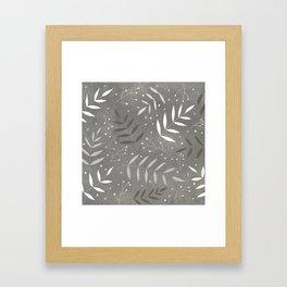 Wonderleaves Framed Art Print
