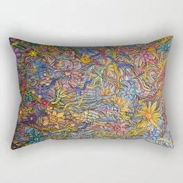 Lovemaking Rectangular Pillow