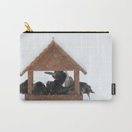 Birds survival Carry-All Pouch